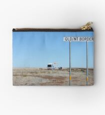 Qld / NT Border Crossing Studio Pouch