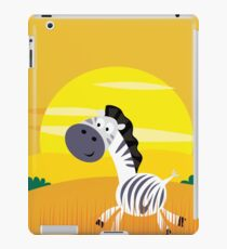 New in shop : Zebra original artwork for Kids iPad Case/Skin