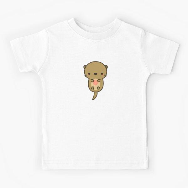 Cute otter Kids T-Shirt