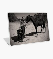 Cowgirl!  Laptop Skin