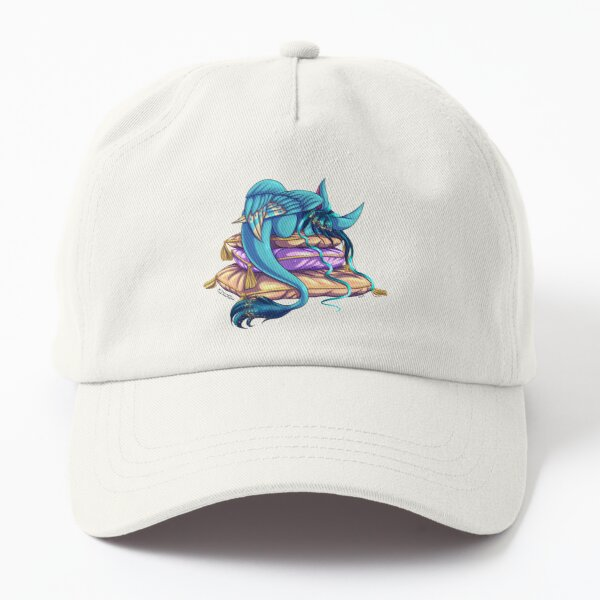 Sleeping Dragon Dad Hat