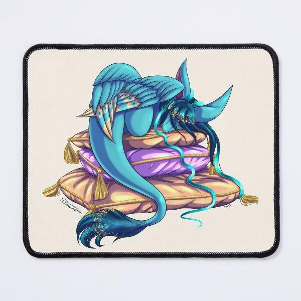 Sleeping Dragon Mouse Pad