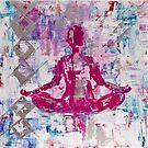 Buddha I von Diana Linsse