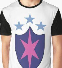 My little Pony - Shining Armor Cutie Mark Graphic T-Shirt