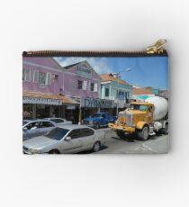 Downtown Nassau, The Bahamas Studio Pouch