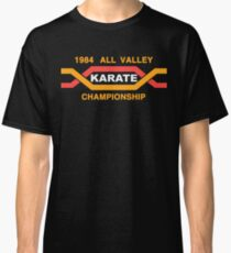 ALL VALLEY KARATE CHAMPIONSHIP 1984 Classic T-Shirt