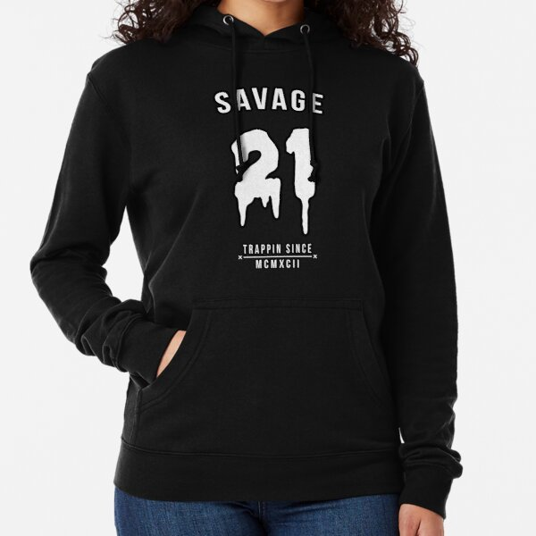 21 Savage Issa Album Hoodie Hip Hop Sweatshirt Rock Star Rap Merch Esskeetit New