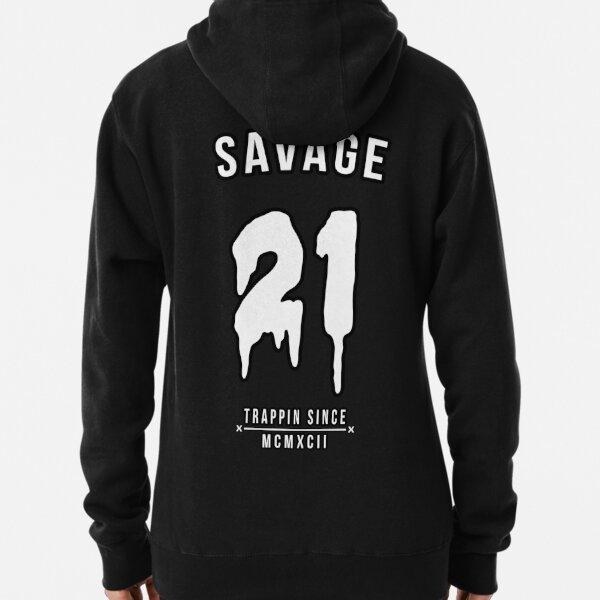 Ladies Original Savage AF Pullover Hoodie