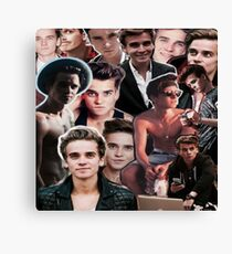Joe Sugg - Thatcher Joe  Canvas Print