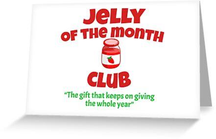 Weihnachtsferien - Gelee des Monats Club von movie-shirts