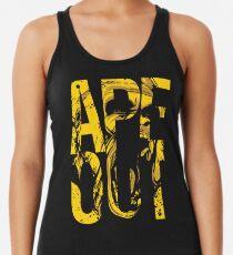 Camiseta con espalda nadadora Discretamente griego :: Alpha Phi Alpha :: APE OUT