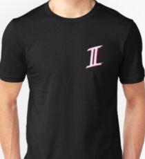 Street Fighter II small logo T-Shirt