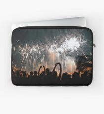 Riverfire 2012 fireworks subdued Laptop Sleeve