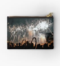 Riverfire 2012 fireworks subdued Studio Pouch