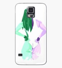 Minimalist She-Hulk Case/Skin for Samsung Galaxy