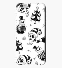 SKELLY XMAS SPOOKY TIDINGS iPhone Case