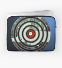 Kaal Chakra / Whirlpool of Time   Laptop Sleeve