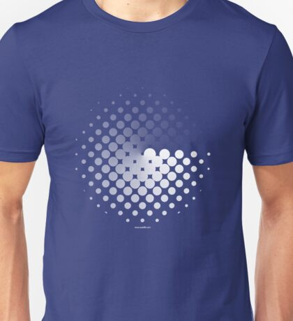 Dots can be in a disc T-Shirt