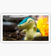 Pokemon - Cyndaquil Sticker