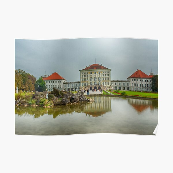 Nymphenburg Palace Poster