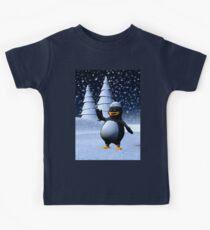 Sailor Penguin Kids Tee