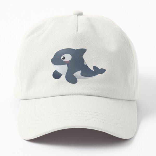 Baby orca Dad Hat