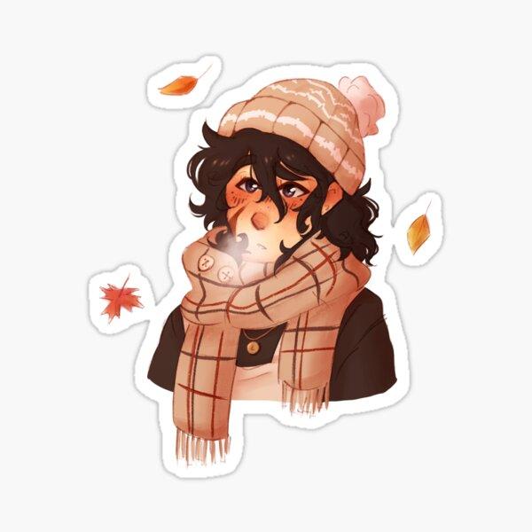Cozy Keith  Sticker