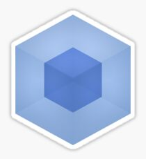 Webpack logo Sticker