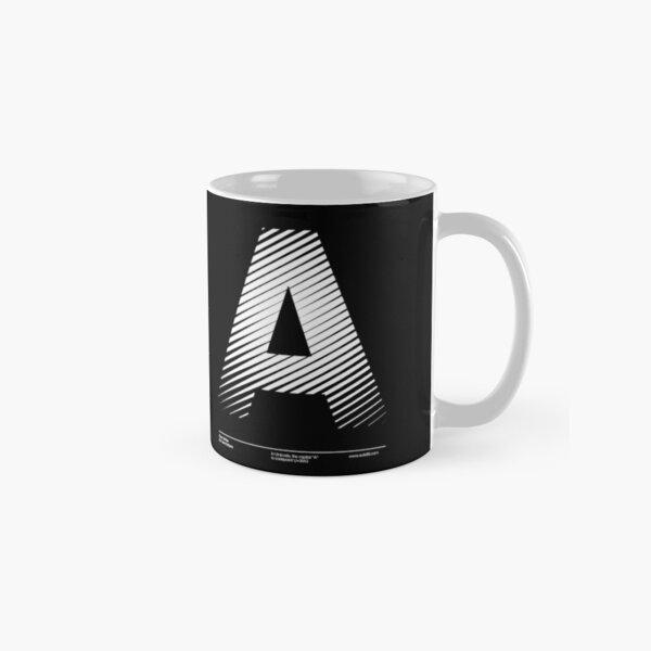 The letter A Classic Mug