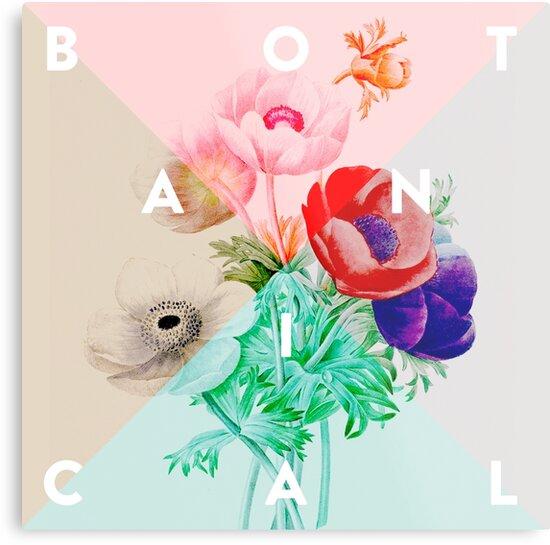Pretty Botanicals by BlueMyMind