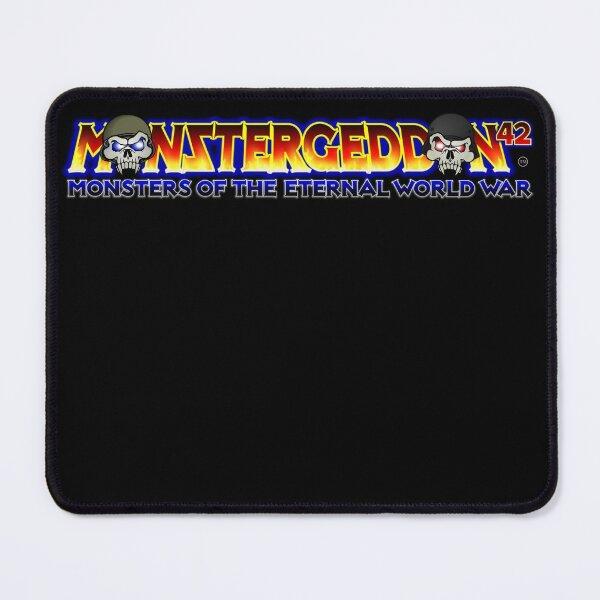 MONSTERGEDDON 42 Main Logo Mouse Pad