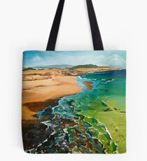 San Simeon Coast Tote Bag
