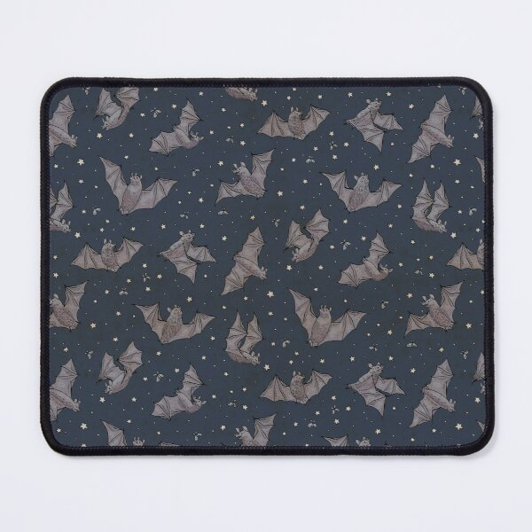 A frolic of bats Mouse Pad