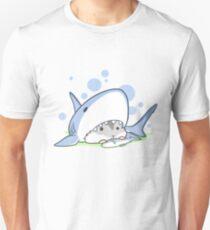 Hamster Shark Unisex T-Shirt