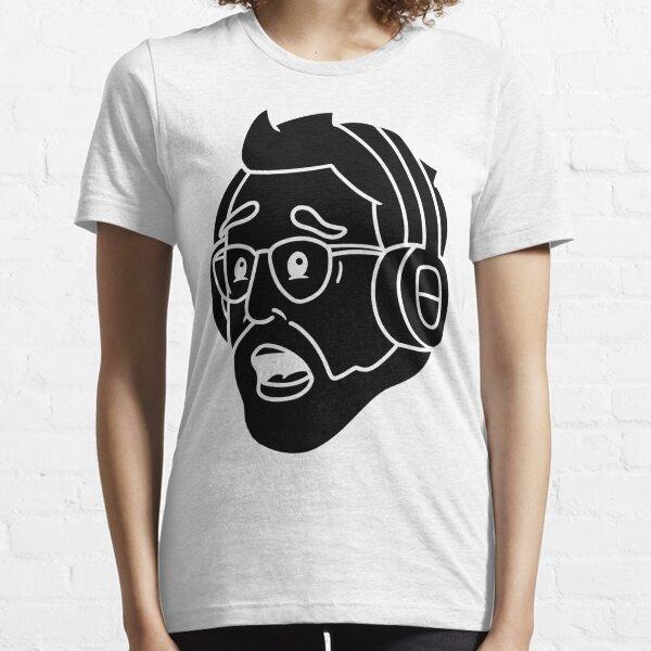 Goose Shart (Black) Essential T-Shirt