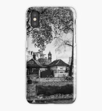 clapham  iPhone Case/Skin