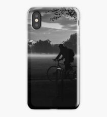 clapham commuters iPhone Case/Skin