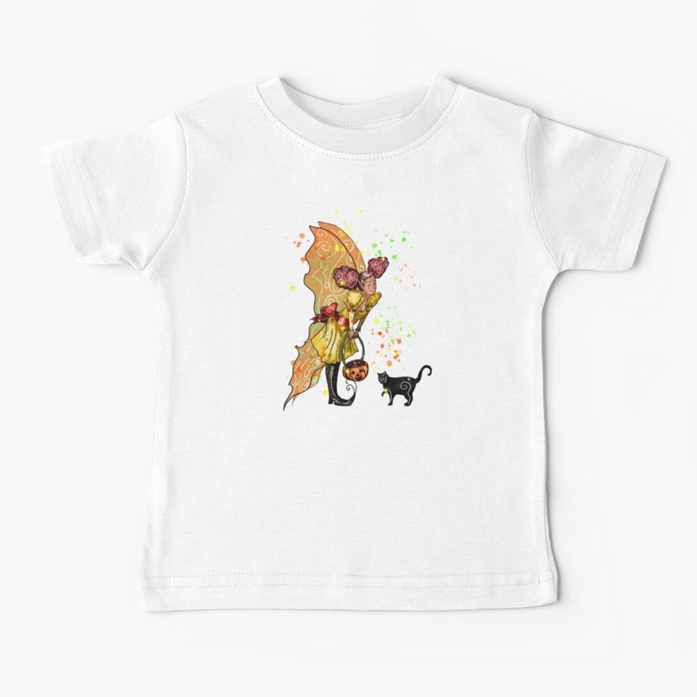 Fairy Trixie-Love The Trick or Treat Fairy™ Baby T-Shirt