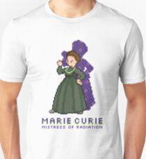 Marie Curie Entrenadora Pokémon Unisex T-Shirt