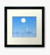 Rockets Framed Print