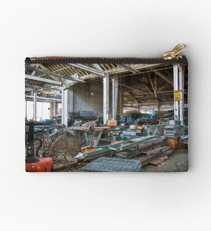 Industrial Rubble Studio Pouch
