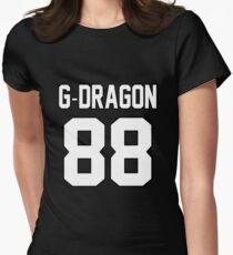 G-Dragon Women's Fitted T-Shirt