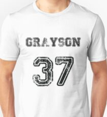Grayson No. 37 Unisex T-Shirt