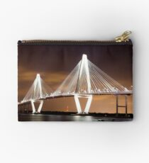 cooper river bridge Studio Pouch