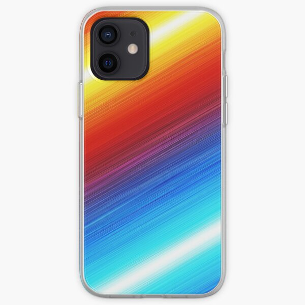 Action Lines! iPhone Soft Case
