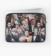 Leonardo Dicaprio Collage Laptop Sleeve