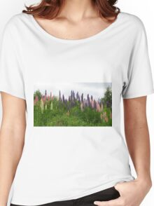 Lupin Panorama Women's Relaxed Fit T-Shirt