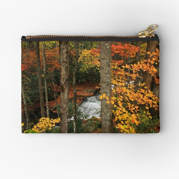 The View From Here Zipper Pouch
