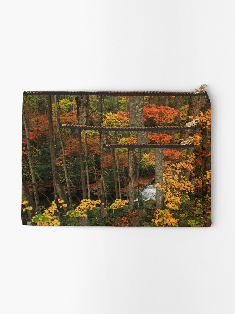 Alternate view of The View From Here Zipper Pouch