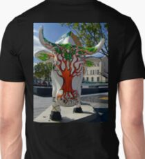 Cows and Trees, Ebrington Square, Derry T-Shirt